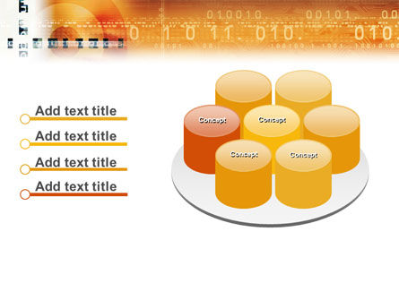 Digital World PowerPoint Template Slide 12
