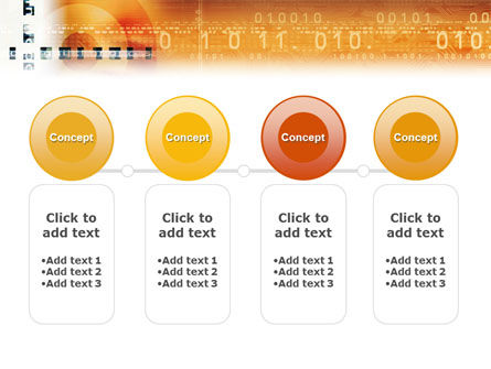 Digital World PowerPoint Template Slide 5