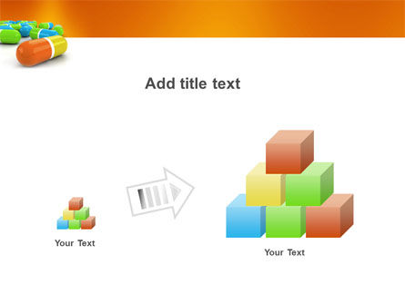 Colored Pills PowerPoint Template Slide 13