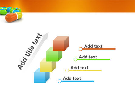 Colored Pills PowerPoint Template Slide 14