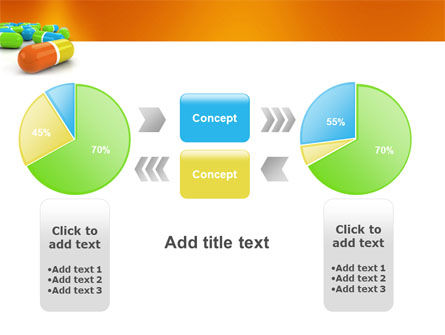 Colored Pills PowerPoint Template Slide 16