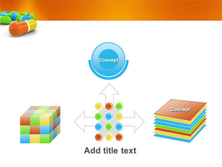 Colored Pills PowerPoint Template Slide 19