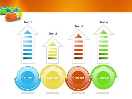 Colored Pills PowerPoint Template Slide 7