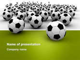 Sports: Football Championship PowerPoint Template #03192