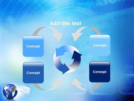 Post PowerPoint Template Slide 6