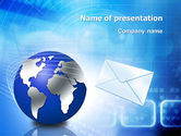 Global: Post PowerPoint Template #03193
