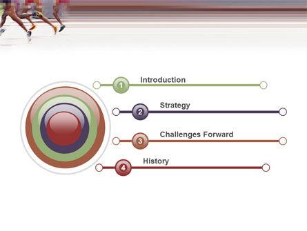 Marathon PowerPoint Template Slide 3