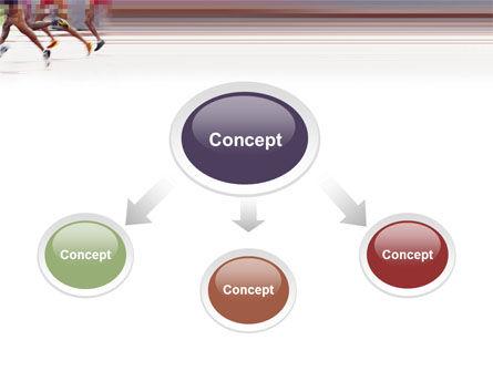 Marathon PowerPoint Template Slide 4