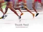 Marathon PowerPoint Template#20