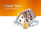 Home Security PowerPoint Template#20