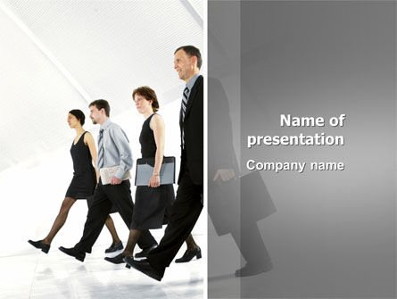 Careers/Industry: Career Opportunities PowerPoint Template #03205