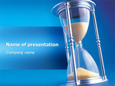Business Concepts: Time Value PowerPoint Template #03207