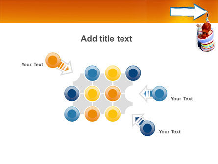 Direction PowerPoint Template Slide 10