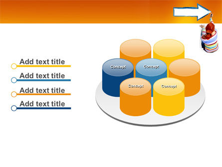 Direction PowerPoint Template Slide 12
