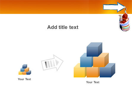 Direction PowerPoint Template Slide 13