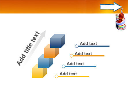 Direction PowerPoint Template Slide 14