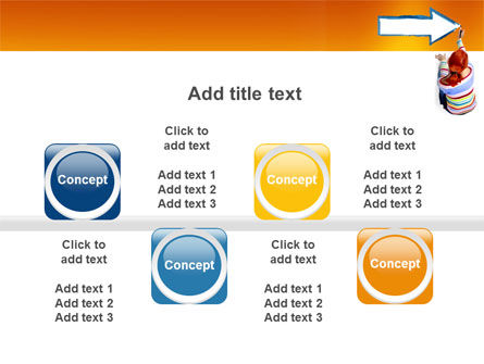 Direction PowerPoint Template Slide 18