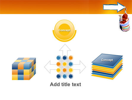 Direction PowerPoint Template Slide 19