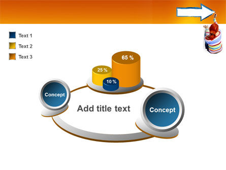 Direction PowerPoint Template Slide 6