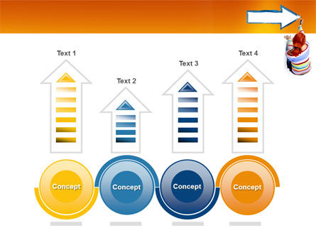 Direction PowerPoint Template Slide 7