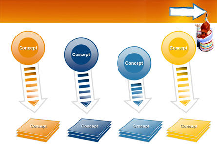 Direction PowerPoint Template Slide 8