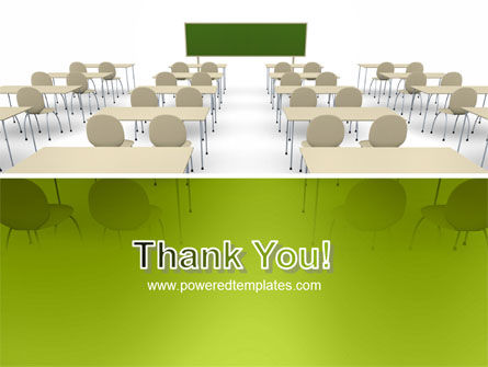 School Class PowerPoint Template Slide 20