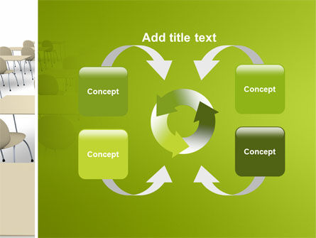 School Class PowerPoint Template Slide 6