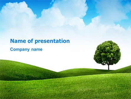 Meadow PowerPoint Template