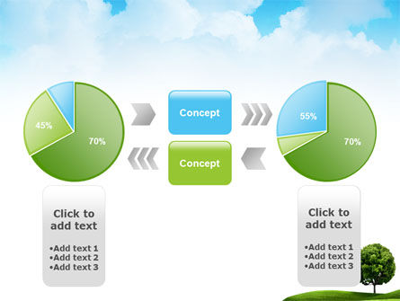 Meadow PowerPoint Template Slide 11