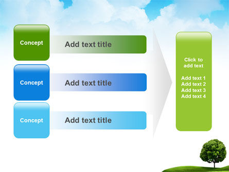 Meadow PowerPoint Template Slide 12