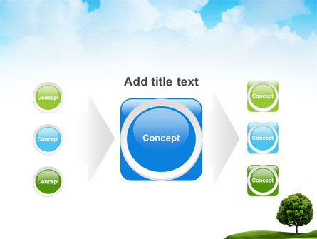 Meadow PowerPoint Template Slide 17