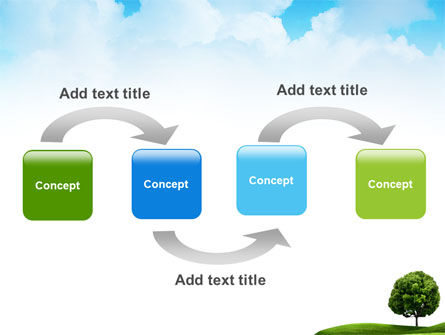 Meadow PowerPoint Template Slide 4