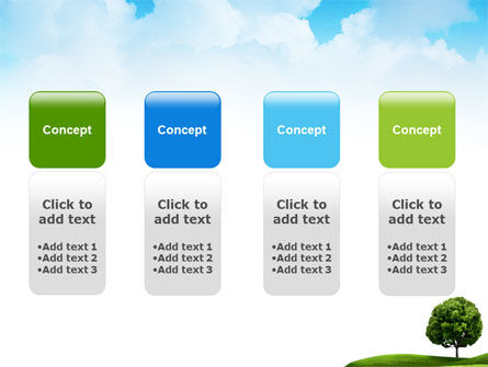 Meadow PowerPoint Template Slide 5