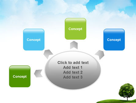 Meadow PowerPoint Template Slide 7
