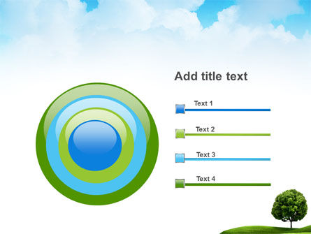 Meadow PowerPoint Template Slide 9