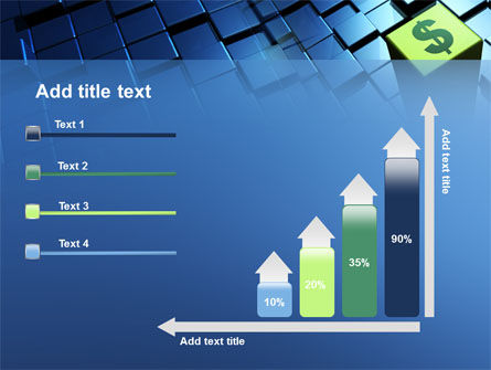 Dollar Rate PowerPoint Template Slide 8