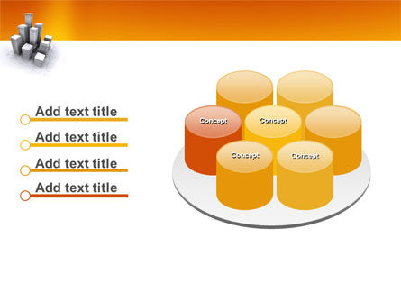 Downtown PowerPoint Template Slide 12
