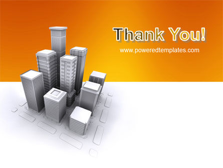 Downtown PowerPoint Template Slide 20