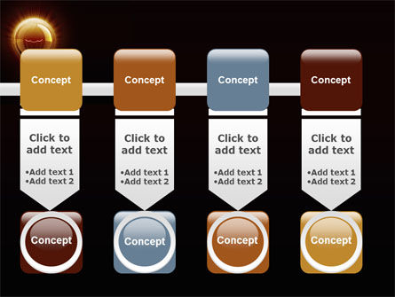 Light Bulb PowerPoint Template Slide 18