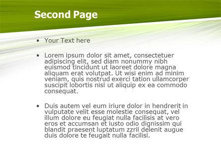 Speed PowerPoint Template Slide 2