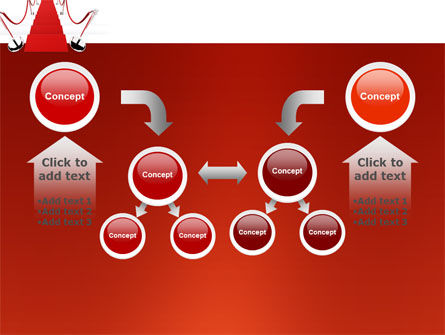 Red Carpet Path PowerPoint Template Slide 19