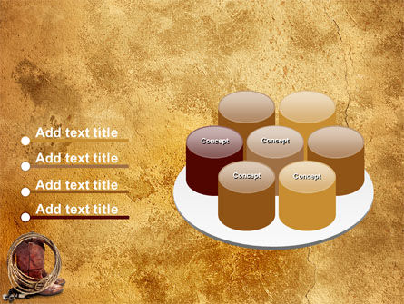 Cowboy Boots PowerPoint Template Slide 12