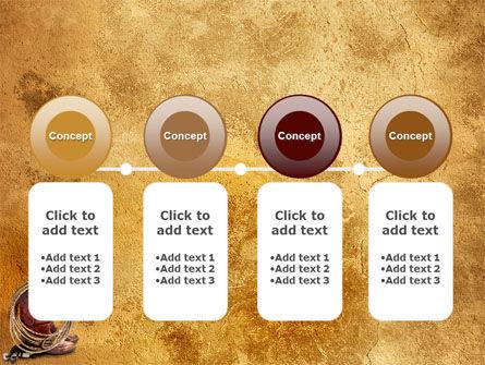 Cowboy Boots PowerPoint Template Slide 5