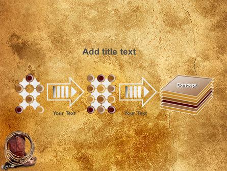 Cowboy Boots PowerPoint Template Slide 9