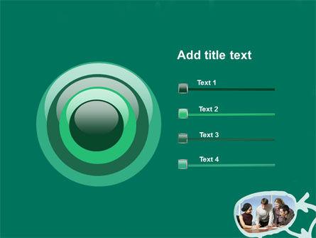 Scheme Of Team Work PowerPoint Template Slide 9