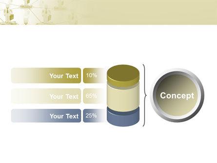 Business Teamwork PowerPoint Template Slide 11