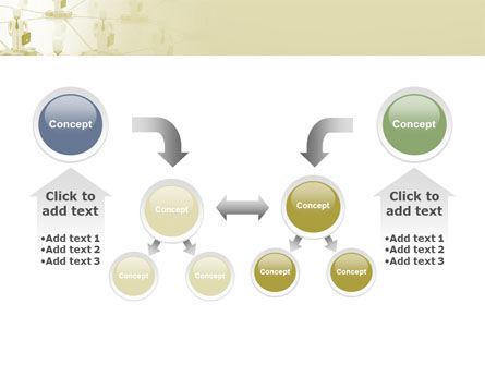 Business Teamwork PowerPoint Template Slide 19