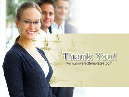 Business Teamwork PowerPoint Template Slide 20