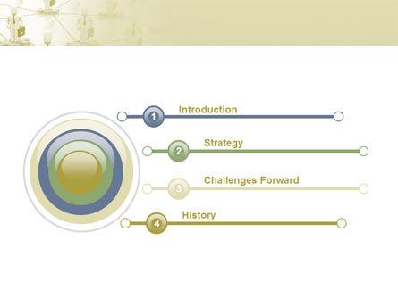 Business Teamwork PowerPoint Template, Slide 3, 03228, Careers/Industry — PoweredTemplate.com