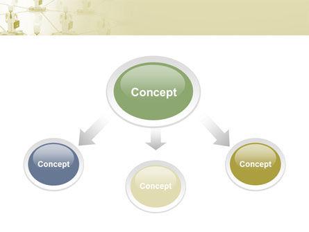 Business Teamwork PowerPoint Template, Slide 4, 03228, Careers/Industry — PoweredTemplate.com